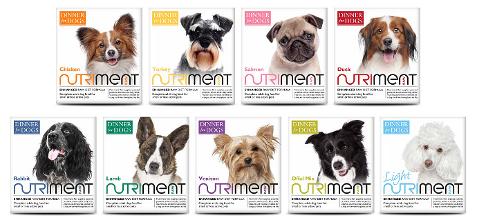 Nutriment Launches Dinner For Dogs (Feb 15)