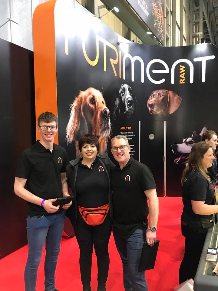 2019 marks Nutriment's most successful year at Crufts® to date.