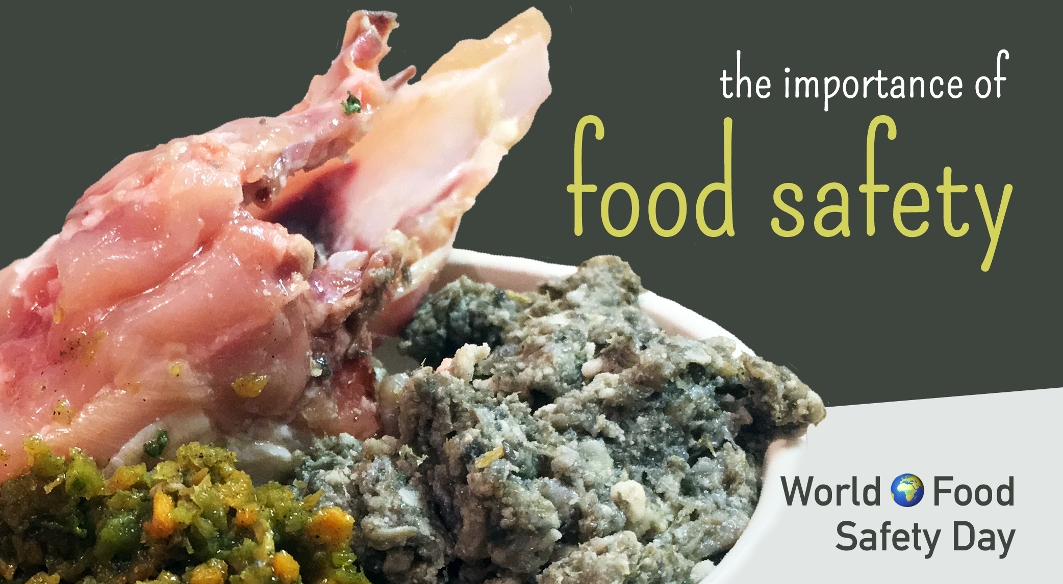 We care about… World Food Safety Day
