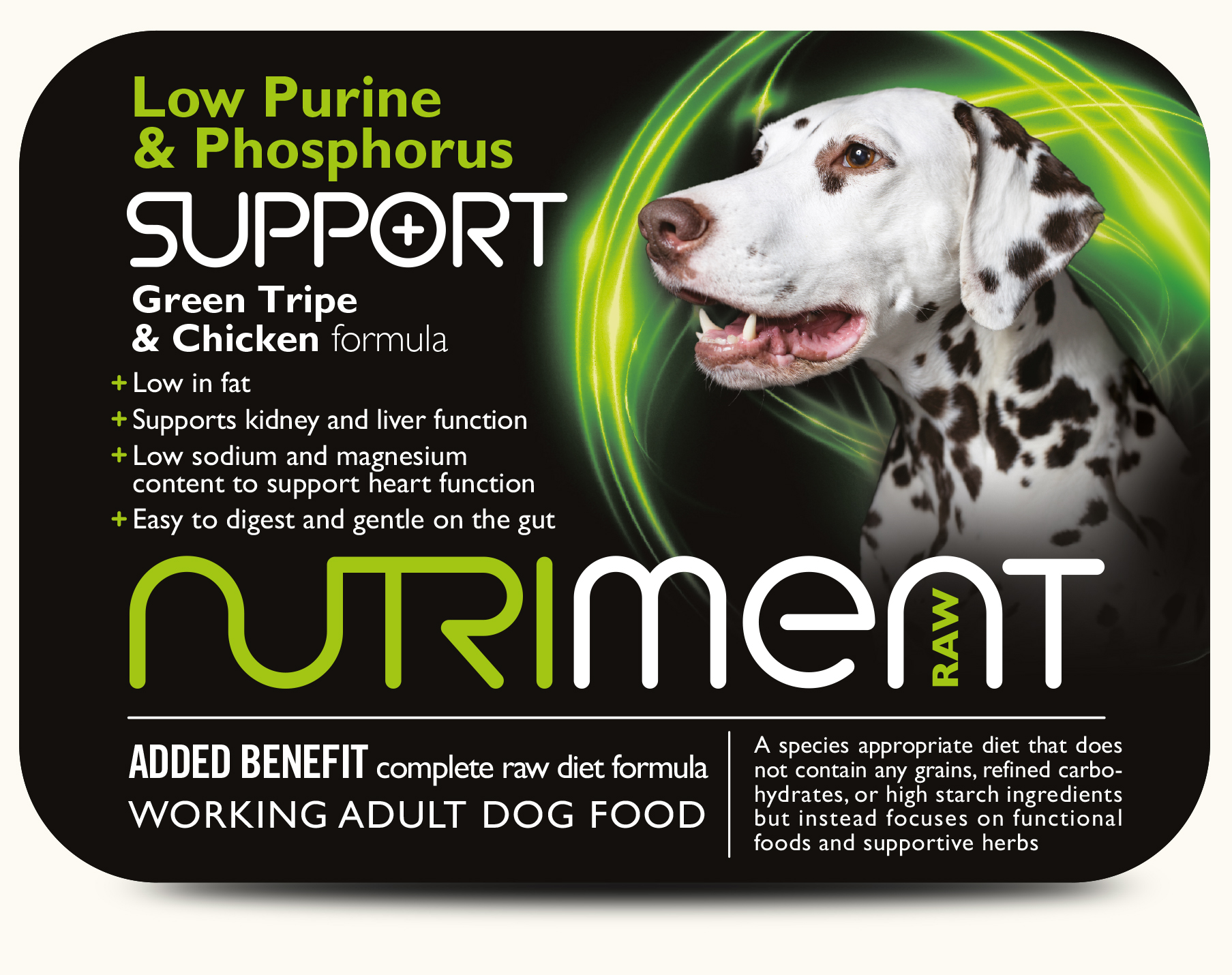 Nutriment reinforces its position as lead innovator in the marketplace with expansions to the portfolio and brand.